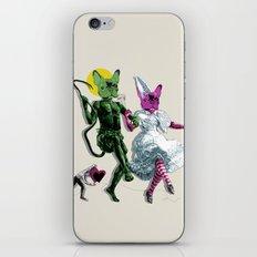 Dance, Chauncey, Dance - French Bulldog iPhone & iPod Skin