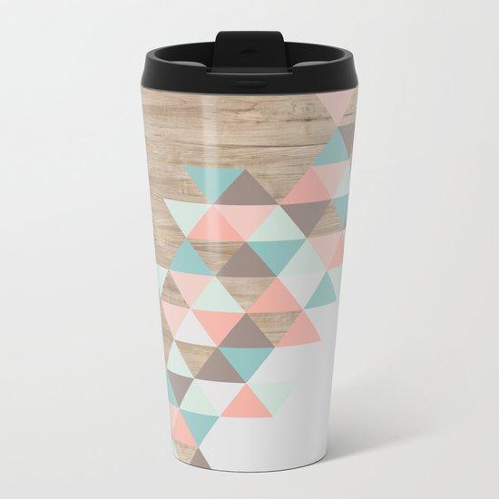 Archiwoo Metal Travel Mug