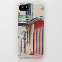 A Walk through New Orleans iPhone Case