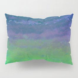 Blue Blizzard Pillow Sham