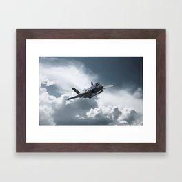 F35 Lightning II Framed Art Print