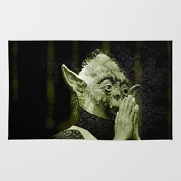The DalaiYOda Rug
