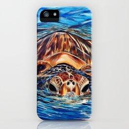 """""""Honu"""" iPhone Case"""