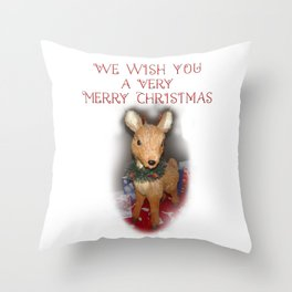 A Very Merry Christmas Throw Pillow
