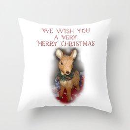 A Very Merry Christmas Throw Pillow