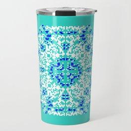 "CA Fantasy ""For Tiffany color"" series #1 Travel Mug"