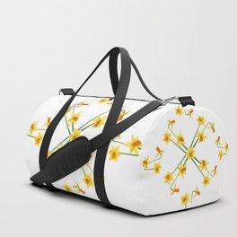 Tête à tête....the fabric! Duffle Bag