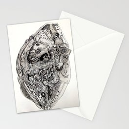 In a Nutshell Stationery Cards