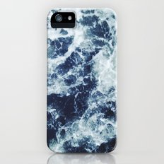 Dark blue Ocean Slim Case iPhone (5, 5s)
