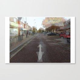 Mengham Road 04. Canvas Print