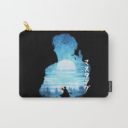 Minimalist Silhouette Roy Carry-All Pouch