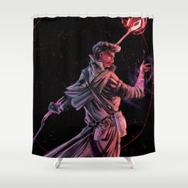 Pavus Shower Curtain