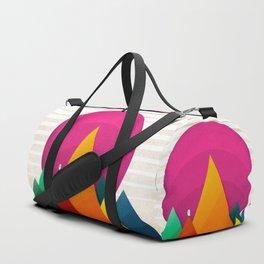 067 - Autumn sunrise Duffle Bag