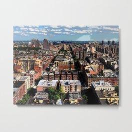 New York City S6 Art - NYC - 678 - Landscape 665 Metal Print