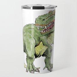 King Lizard Travel Mug