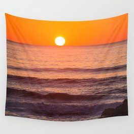 South Ponto Sunset 02 Wall Tapestry