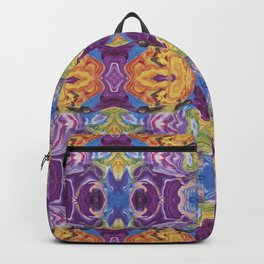Florid Oasis Backpack