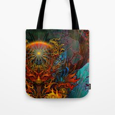 Fire_Fairy Tote Bag