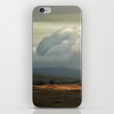 Red earth iPhone & iPod Skin