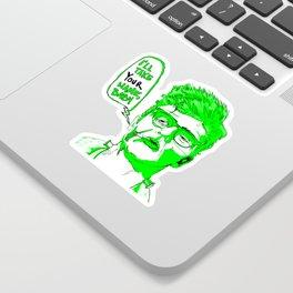 Uncle Frank Sticker