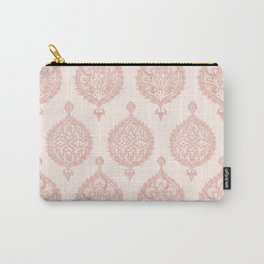 Edana Medallion in Pink Carry-All Pouch
