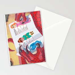 Calorie Counter Stationery Cards