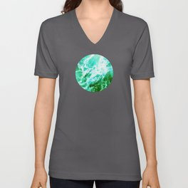 Out there in the Ocean II Unisex V-Neck