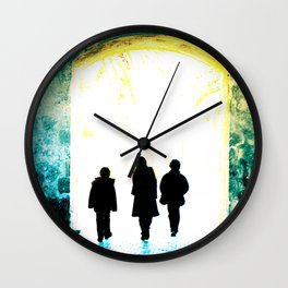 le passage Wall Clock