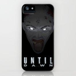 Until Dawn iPhone Case