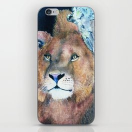 Ever Watchful by Maureen Donovan iPhone Skin