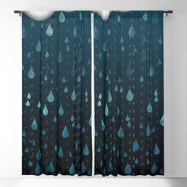 Rainy Day Blackout Curtain