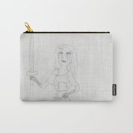 The Bloody Lady Carry-All Pouch