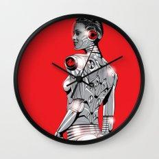 Life On Mars #1 Wall Clock