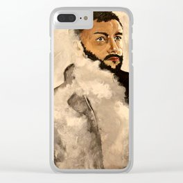 Demon in the Mist Clear iPhone Case