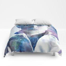 Cosmic Audrey Comforters