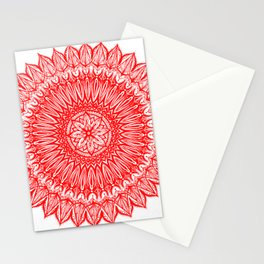 Sinful-Red Stationery Cards