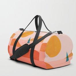 Abstraction_Sailing_Ocean_002 Duffle Bag