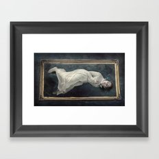 The Constraints of Enclosure Framed Art Print