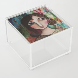 Out of the Darkness Acrylic Box