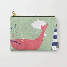 The Singing Whale Carry-All Pouch