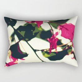 Bugambilia Santa Rita Rectangular Pillow