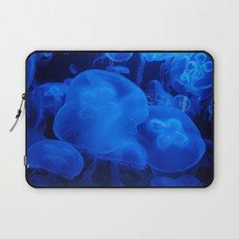 Blue Jellyfish I Laptop Sleeve