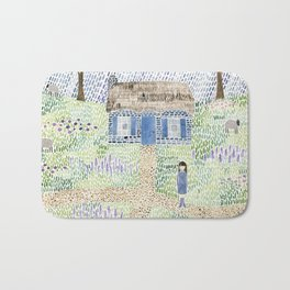 Mistress Mary Quite Contrary Bath Mat