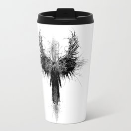 Particles and Angels Travel Mug