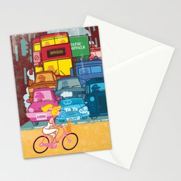 Going Nowhere Fast! Stationery Cards