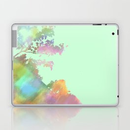 Up Over the Mountain Laptop & iPad Skin