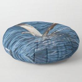 Pelican Pete Floor Pillow