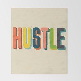 Hustle Decke
