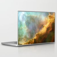 nasa Laptop & iPad Skins featuring Bright nebula galaxy stars sagittarius constellation hipster geek cool space star nebulae NASA photo by iGallery