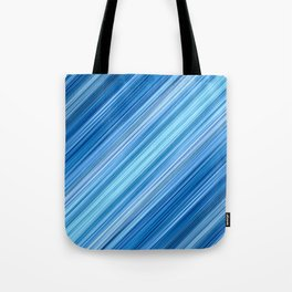 Ambient 1 in Blue Tote Bag